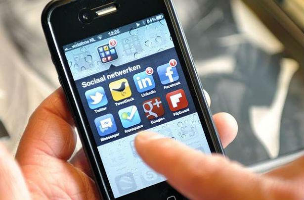 Wat gebeurt er in één minuut op de social media?