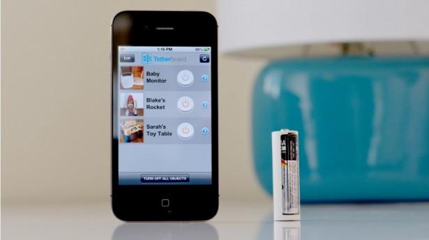 Tethercell: op afstand bestuurbare batterij
