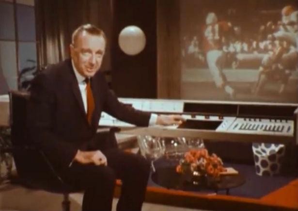 De toekomst in 1967