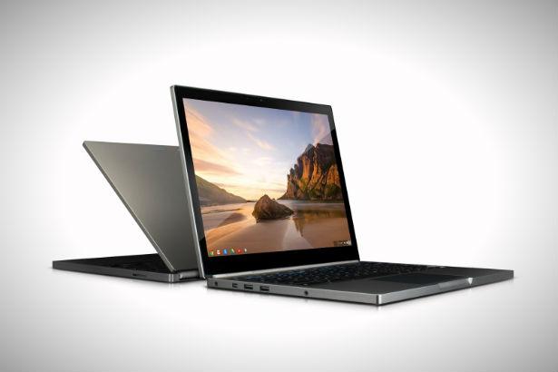 Google kondigt Chromebook Pixel aan