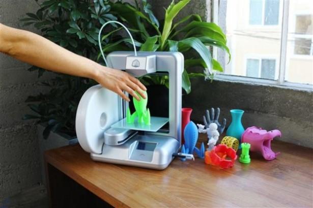 Cube 3D: 3D-printer voor consumenten