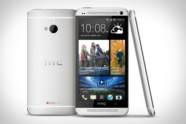 HTC One: HTC's nieuwe vlaggenschip