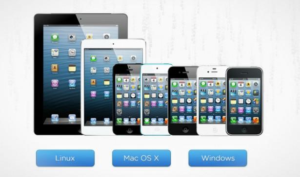 iPhone 5 en iPad Mini jailbreak