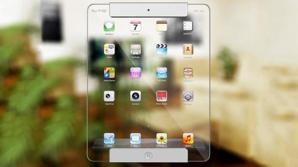 Een iPad uit een droom