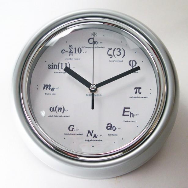 Een klok voor geeks