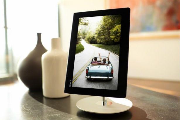 Sony Xperia Tablet Z: dunste 10-inch tablet