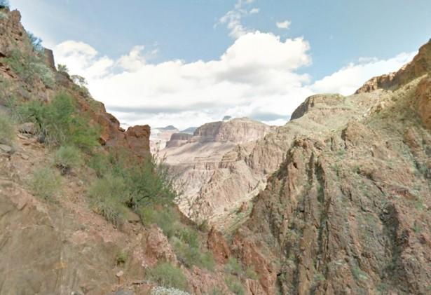 Een kijkje in de Grand Canyon met Google Streetview