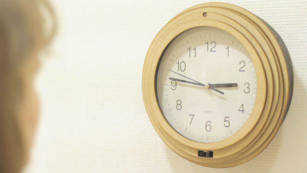 Deze klok houdt je voor de gek