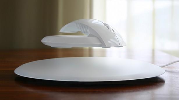 De zwevende muis