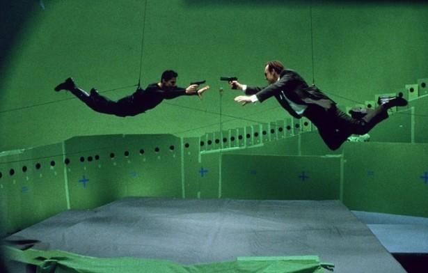 Zo zien films eruit voor de special effects