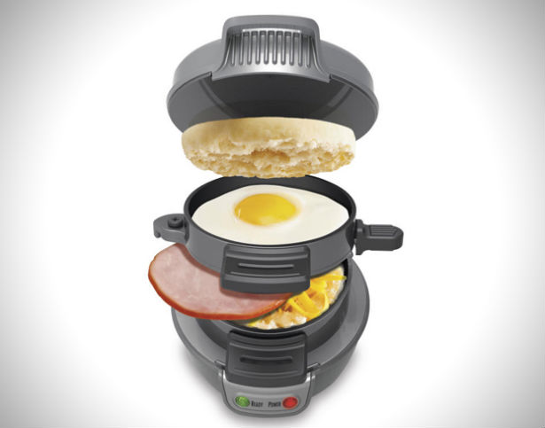 Hamilton Beach Sandwich Maker: ontbijt in vijf minuten