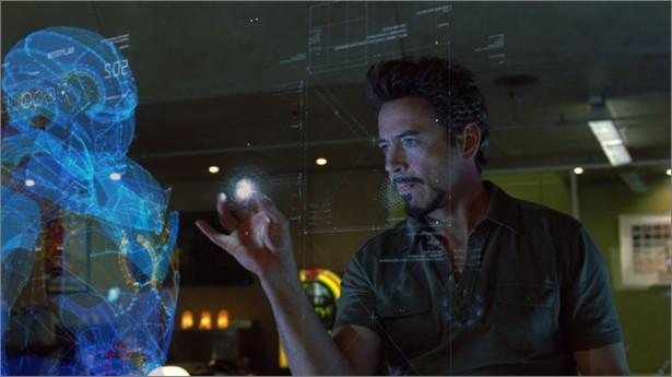 Bestuur hologrammen met de Leap Motion