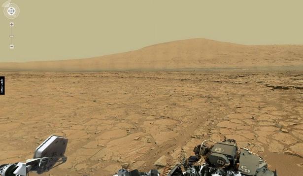 Neem een virtueel kijkje op Mars