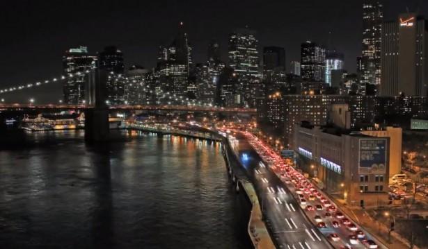 Timelapse: een dag in New York