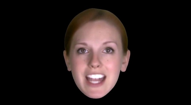 Het meest realistische virtuele gezicht
