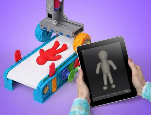 Play-Doh: 3D-printer voor kinderen