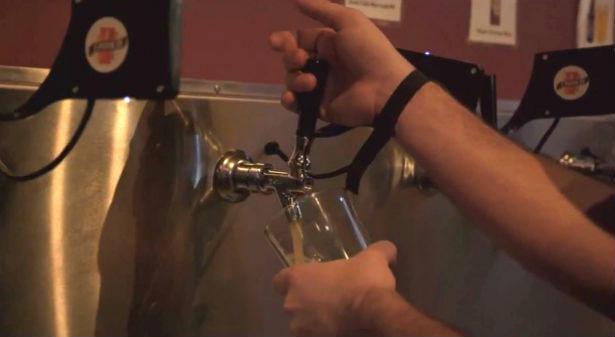 iPourIt: tap je eigen bier dankzij RFID-chips