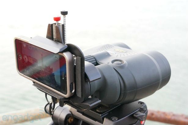 Snapzoom maakt een verrekijker van je smartphone