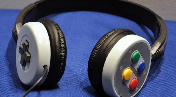 Maak je eigen SNES-headphones