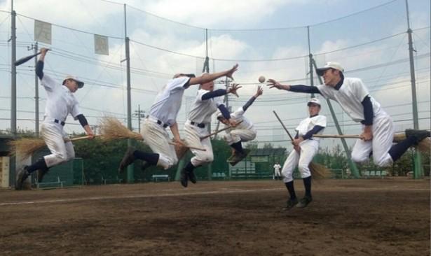 Nog een nieuwe internethype: zwerkbal