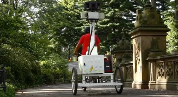 Breng een virtueel bezoek aan New York met Google Street View
