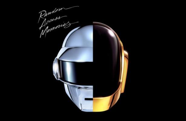De nieuwe Daft Punk