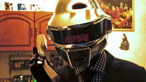 Bestel je eigen Daft Punk helm