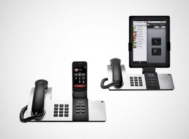 Maak een vaste telefoon van je iPad of iPhone