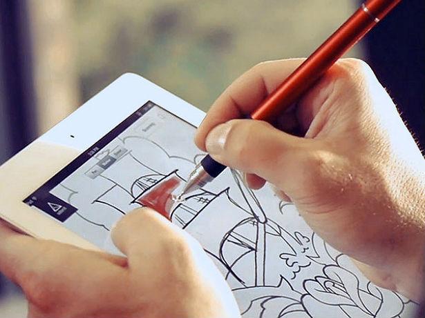 Tekenen op je iPad met de Jot Touch