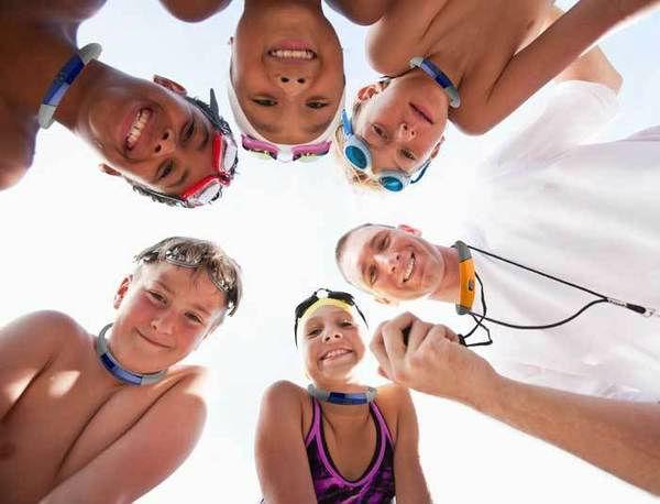 High-tech ketting voorkomt dat kinderen verdrinken