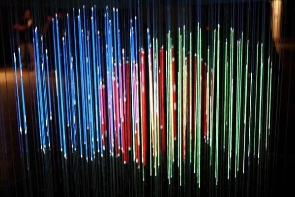 lumarca  kunst met licht en draad