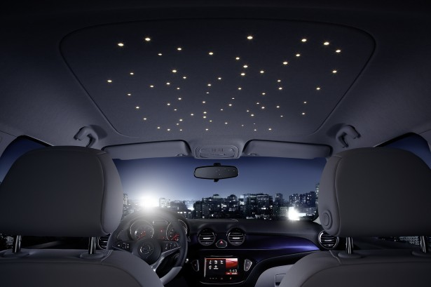 opel-auto-sterrenhemel