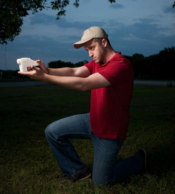 Wapen uit de 3D-printer schiet eerste kogels