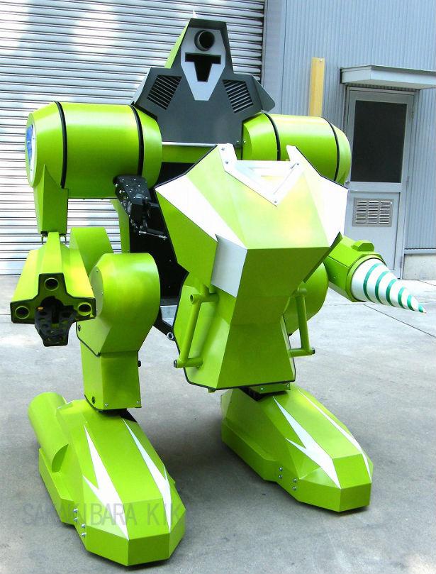Robotpak verandert kinderen in Transformers