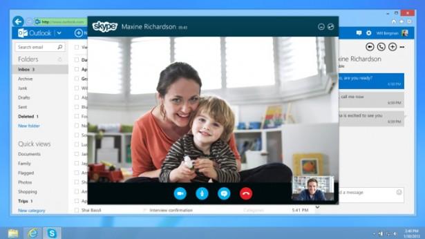 Binnenkort Skypen vanuit je browser