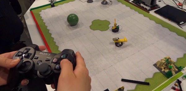 Sony en LEGO werken aan robot-speelgoed