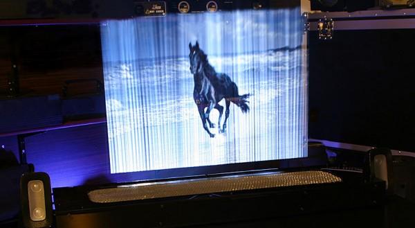 "Leia: ""holografische"" schermen van waterdamp"