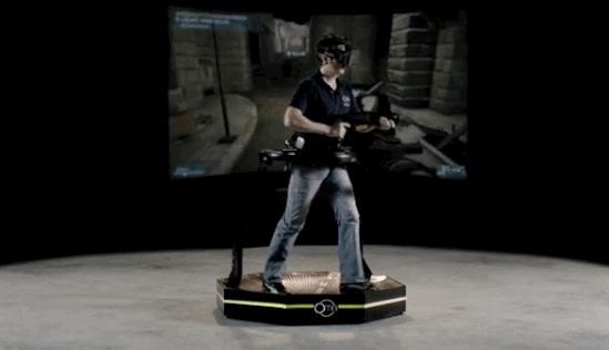 Omni Oculus Rift Het Gamen Van De Toekomst