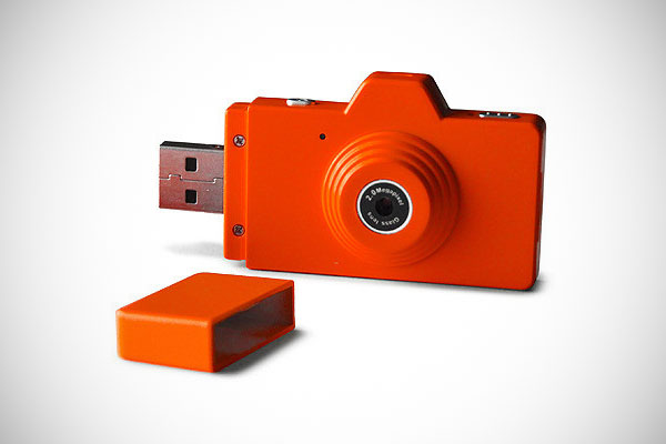 Pick: minuscule digitale camera