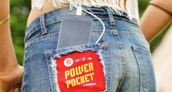 Power Pockets: laad je smartphone op met lichaamswarmte