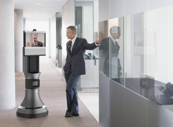 Nooit meer naar je werk dankzij deze robot