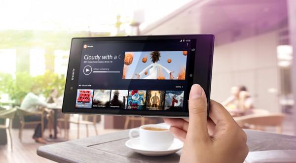 Ook Sony komt met een joekel: de Xperia Z Ultra