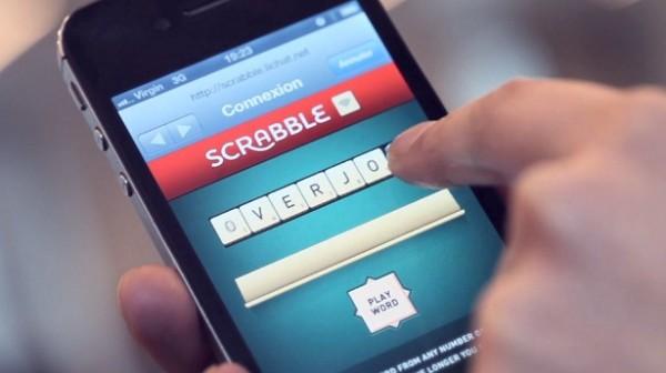 Gratis Wi-Fi door te Scrabblen