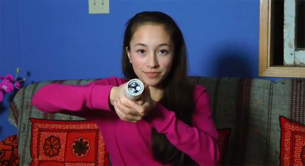 15-jarige vindt nieuw soort zaklamp uit