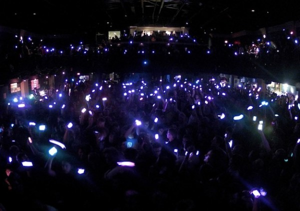 De toekomst van het concert