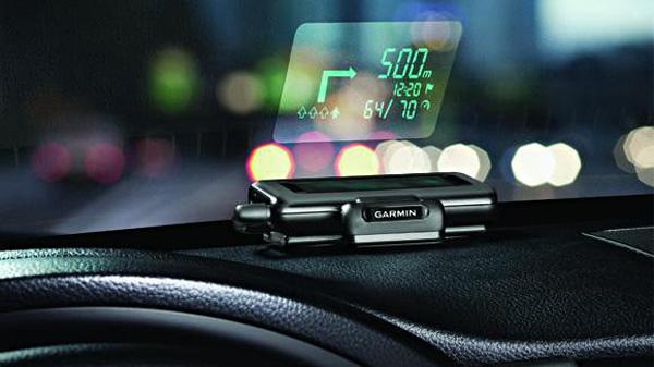 Garmin HUD: een head-up display voor in de auto