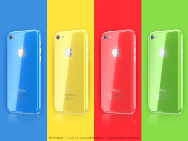 Concept smartphone: een betaalbare iPhone