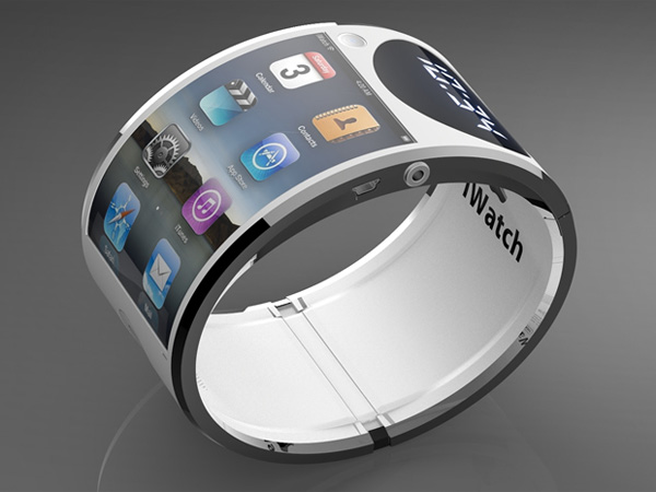 Apple iWatch concept: een iPhone voor om je pols