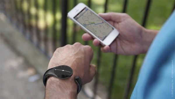 Navigo: een high-tech kompas voor om je pols