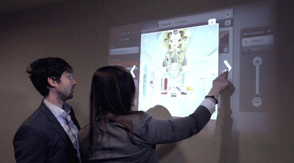 Ubi Interactive maakt van álles een touchscreen
